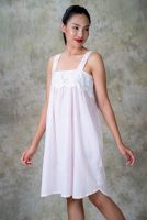 NEW! Cotton Embroidered Nighty HK MO